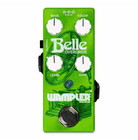 Wampler Belle Overdrive Mini
