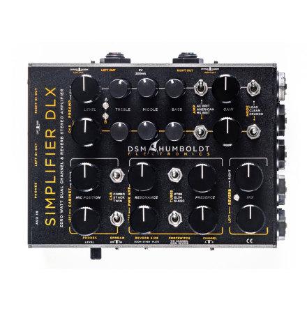 DSM & Humboldt Simplifier DLX Guitar Zero Watt Amplifier