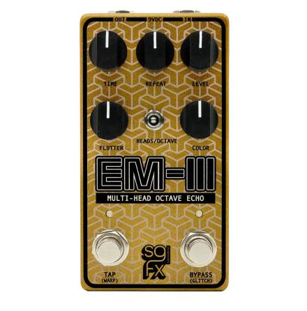 Solid Gold FX EM-III Multi-Head Octave Echo