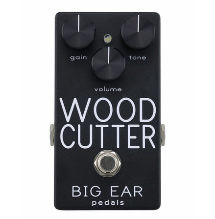 Big Ear Pedals Woodcutter
