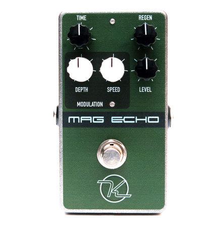 Keeley Magnetic Echo Modulated Tape Echo
