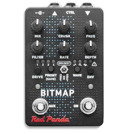 Red Panda Bitmap 2
