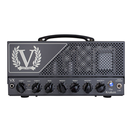 Victory VX The Kraken 6L6 Loaded 50w Valve Head