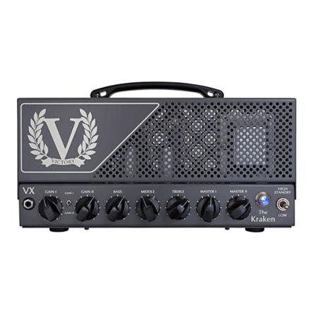 Victory VX The Kraken 6L6 Loaded 50w Valve Head