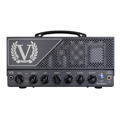 Victory VX The Kraken 50w Valve Head