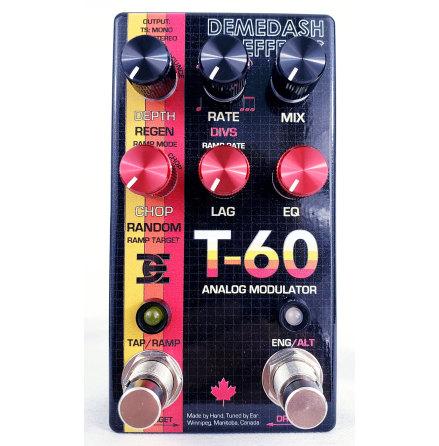 Demedash T-60 Analog Chorus & Vibrato