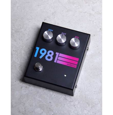 1981 Inventions DRV Black Hyperfade LIM ED