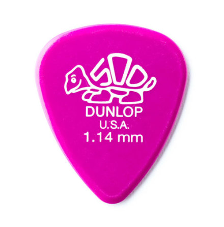 Dunlop Delrin 500 1.14 Players Pack 12-pack
