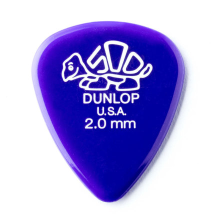 Dunlop Delrin 500 2.0 Players Pack 12-pack