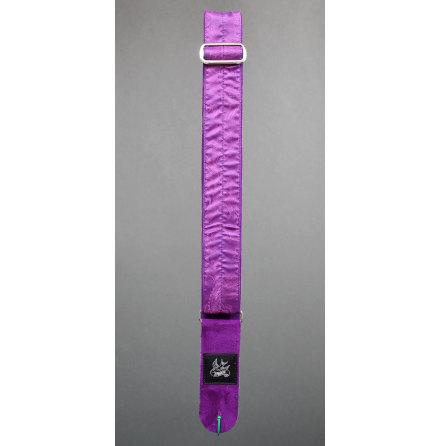 JayKco Purple Paisley on Purple Suede