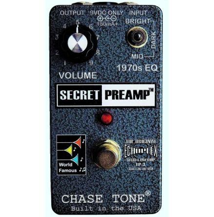 Chase Tone Secret Preamp - Custom Grey