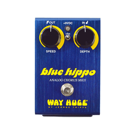 Way Huge Blue Hippo Chorus MKII Limited Edition
