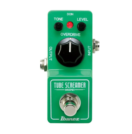 Ibanez Tube Screamer TS MINI