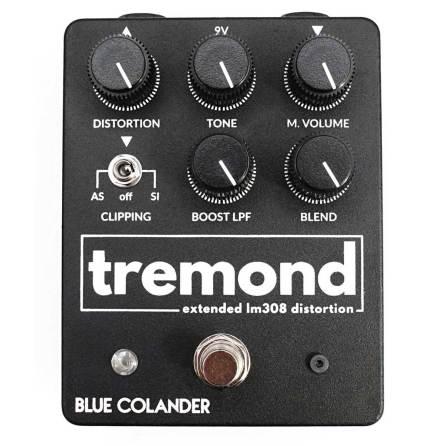 Blue Colander Tremond