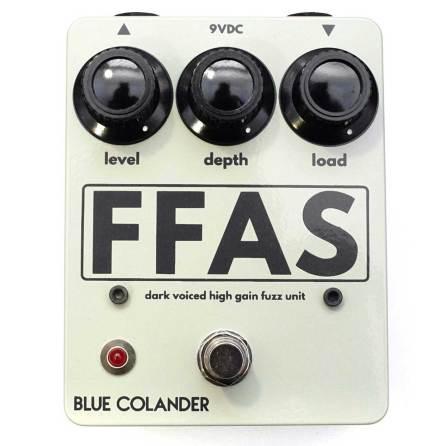 Blue Colander FFAS