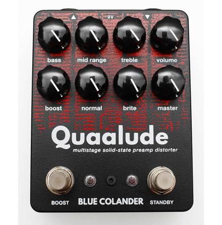 Blue Colander Tibetan Quaalude