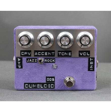 Shin*s Music Dumbloid Special OD Purple Suede