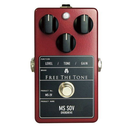 Free the Tone MS SOV MS-2V Overdrive