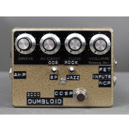 Shin*s Music Limited Edition Dumbloid 2000 ODSP Gold Hammer