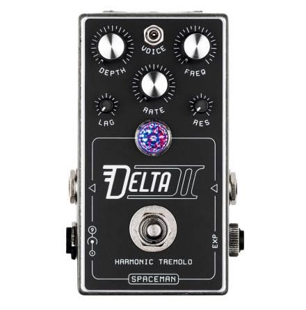 Spaceman Delta II: Harmonic Tremolo Black
