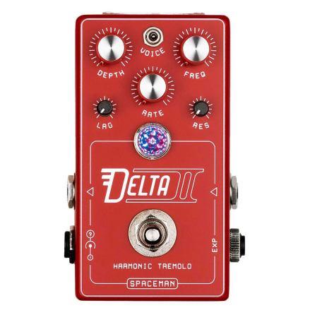 Spaceman Delta II: Harmonic Tremolo Red