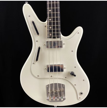 Nordstrand Acinonyx Bass White / White Pickguard