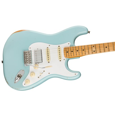 Fender Limited Edition Vintera Road Worn '50s Stratocaster Sonic Blue