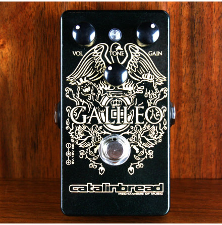 Catalinbread Galileo MKII Brian May
