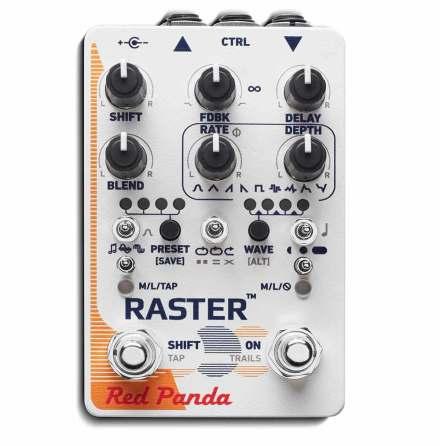 Red Panda Raster 2