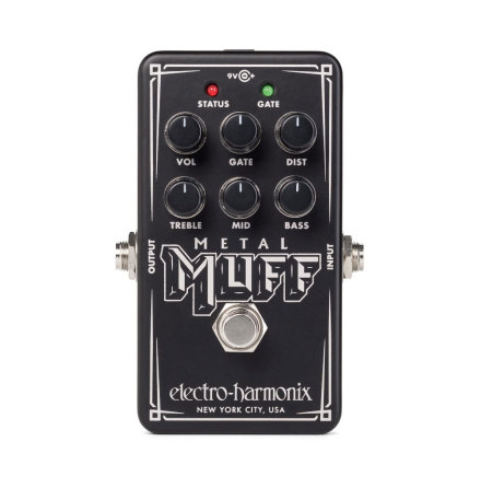 Electro Harmonix Nano Metal Muff with Noise Gate