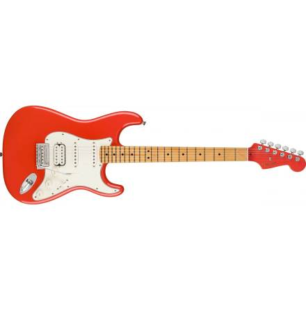 Fender Limited Edition Player Stratocaster HSS Fiesta Red