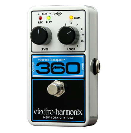 Electro Harmonix NANO 360 Looper