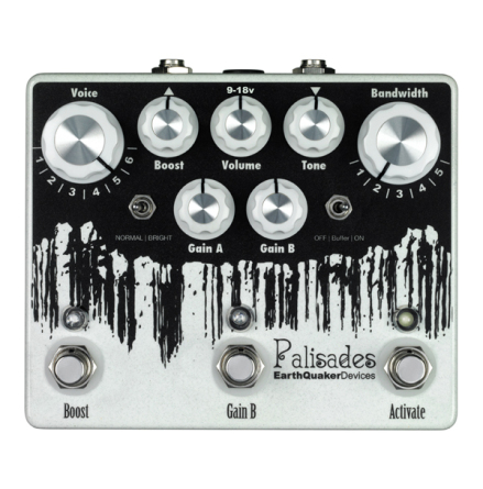 EarthQuaker Devices Palisades OD V2
