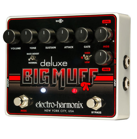 Electro Harmonix XO Deluxe Big Muff Pi