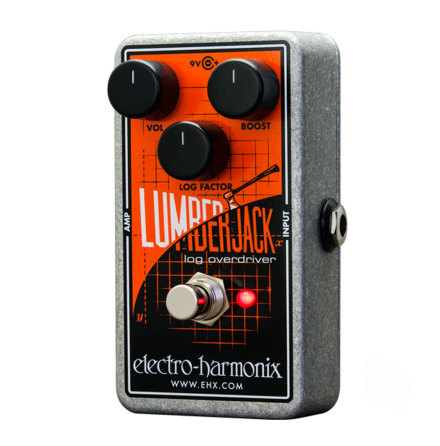 Electro Harmonix Lumberjack Log Overdriver