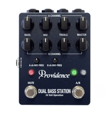 Providence Dual Bass Station