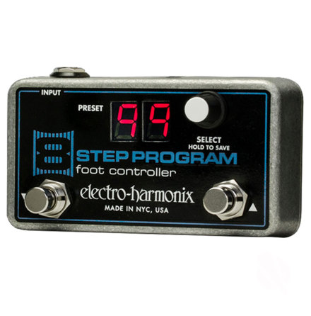 Electro Harmonix XO 8 Step Program Foot Controller