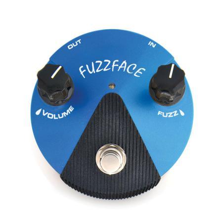 Dunlop Fuzz Face Mini FFM1 Silicon