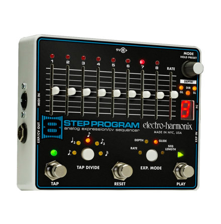 Electro Harmonix XO 8 Step Program