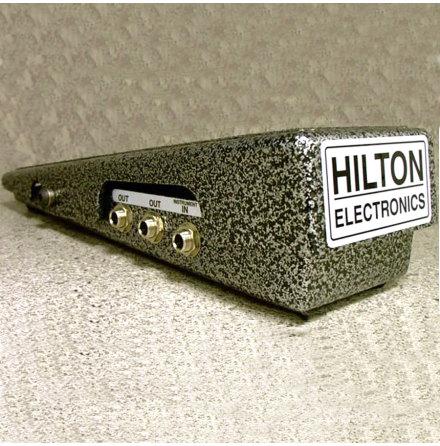 Hilton Volume Pedal Low Profile
