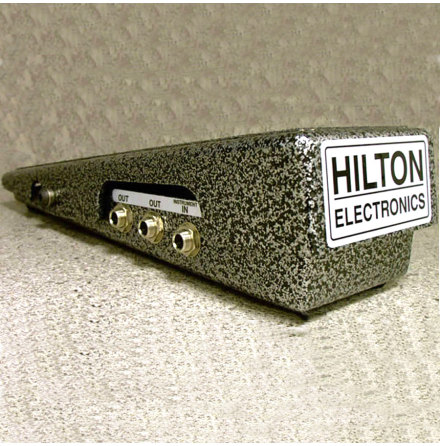 Hilton Volume Pedal Low Profile