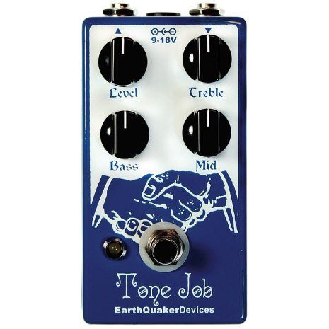 Earthquaker Devices Tone Job V2