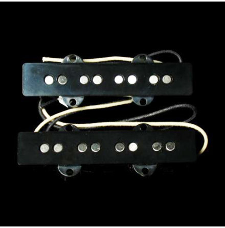 Fralin Vintage Pickups Set For Jazz Bass