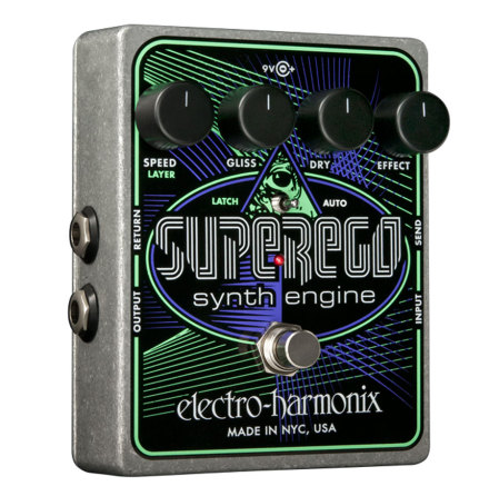 Electro Harmonix XO Superego Synth Engine