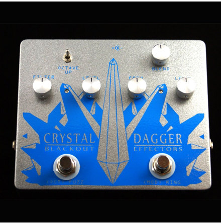Blackout Crystal Dagger<br>octave/fuzz/ringmod