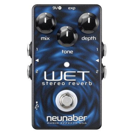 Neunaber Wet Stereo Reverb v2