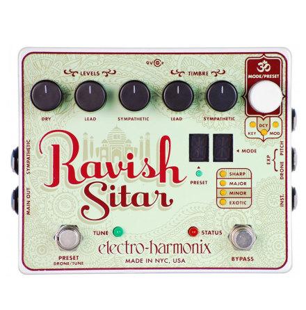 Electro Harmonix XO Ravish Sitar