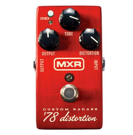 MXR Custom Badass ´78 Distortion