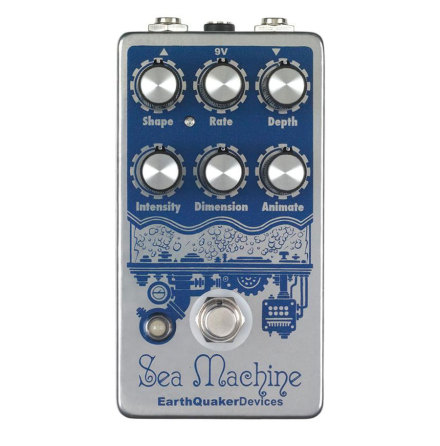 Earthquaker Devices Sea Machine V3