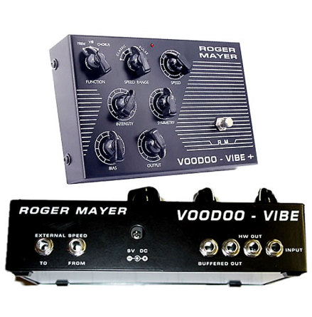 Roger Mayer Voodoo-Vibe+